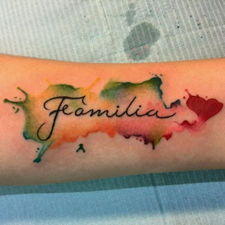 tattoo background for words spanish quote script tattoos