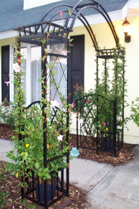 Ideas For Metal Garden Trellis Design 25 Best Ideas About Metal Gate Designs On Metal Garden Gates Metal Garden Fencing