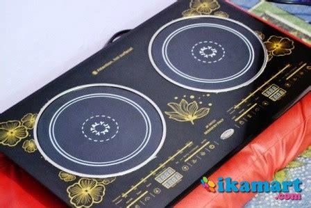 Kompor Listrik Canggih kompor induksi 2 tungku electric stove elite induction