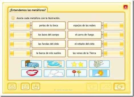 muecos metforas y soluciones recursos literarios jugando y aprendiendo