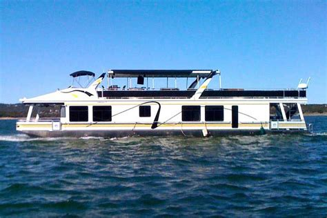 A Luxury Houseboat Vacation Lake Travis Texas