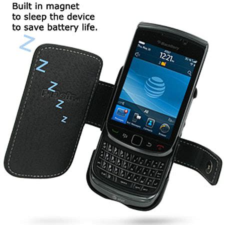 Casing Hp Blackberry Torch 9800 pdair leather book blackberry torch 9800