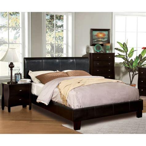 furniture  america mevea  piece twin bedroom set  espresso  ebay