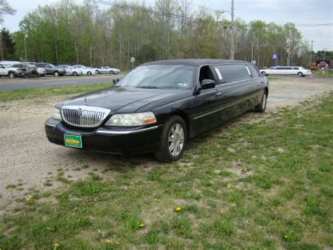 lincoln town car 2006 for sale limousine for sale 2006 lincoln town car executive limo