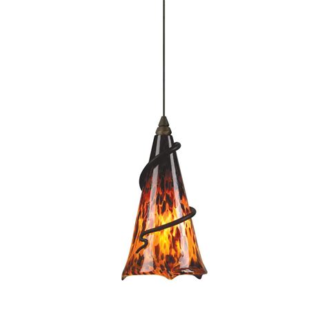Unique Glass Pendant Lights Venetian Glass Pendant Lights Tequestadrum