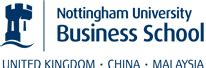 Of Nottingham Malaysia Mba by Home Nottingham Business School