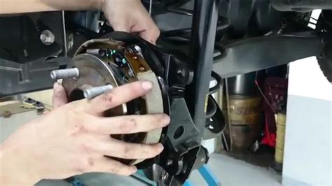 Sport Disc Brake Seal Kit Toyota Avanza 2015 toyota vios upi rear drum to disc brake kit installation guide