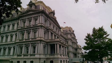 Eisenhower Executive Office Building by Peterson