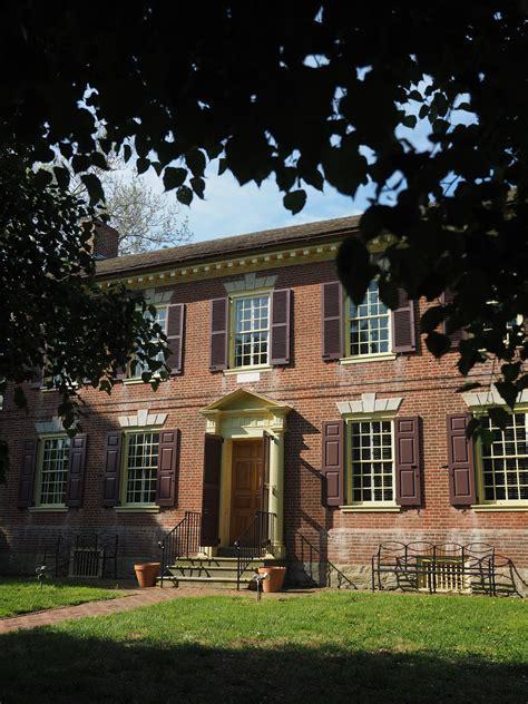 wilson warner house historic odessa foundation