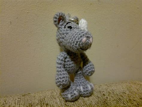 amigurumi rhino pattern amigurumi little big foot rhino by amiguruthi on deviantart