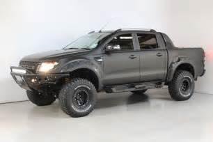 Ford Rage Global Ford Ranger Gets Unique Dealer Equipped Raptor