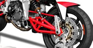 Car Shocks On Motorcycle Motorcycle Suspension And Steering