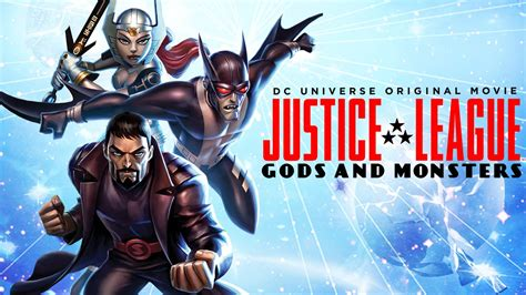 film justice league gods and monsters justice league gods and monsters movie review
