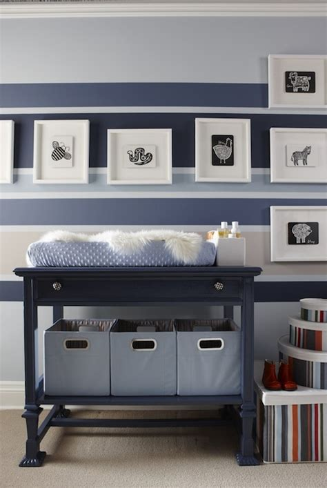 blue striped walls blue striped walls design ideas