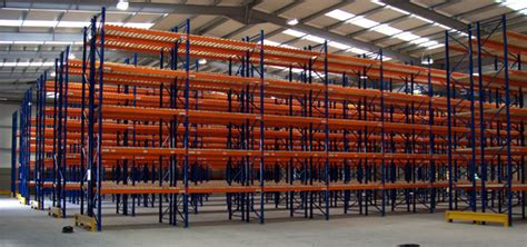 Used Warehouse Racking by Hireport Ltd