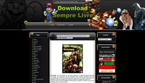templates blogger jogos template download sempre livre baixar jogos