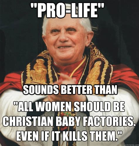 Pro Choice Meme - how to handle your facebook friends posts on politics