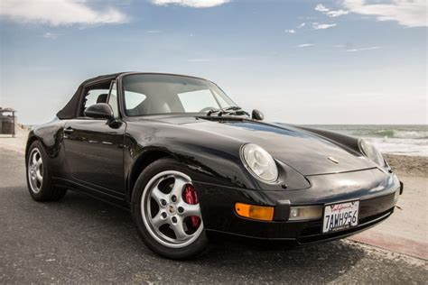 porsche 911 4 cabriolet 1995 porsche 911 4 cabriolet 6 speed for sale on