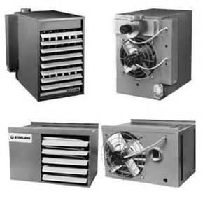 gas garage heaters vs narrow garage heaters