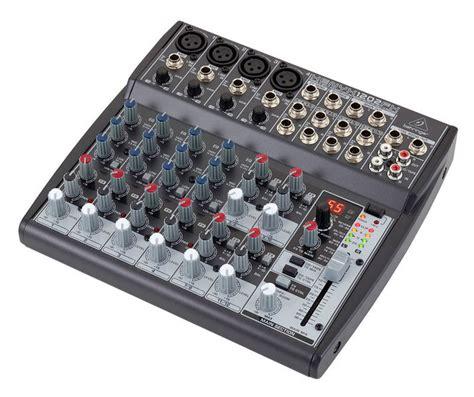 Mixer Xenyx 1202fx behringer xenyx 1202fx thomann united states