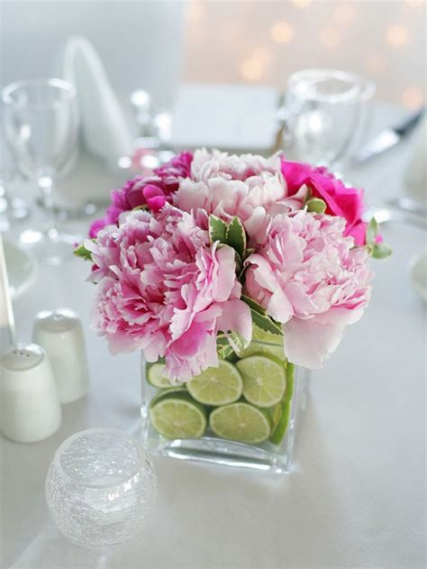 table decor for a dining transformation - Fresh Table Centerpieces
