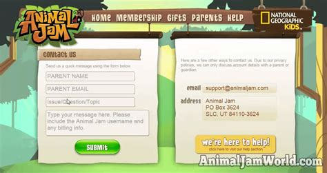 animal jam hacking ajhq to get free beta eyes youtube how to contact ajhq phone number email address for