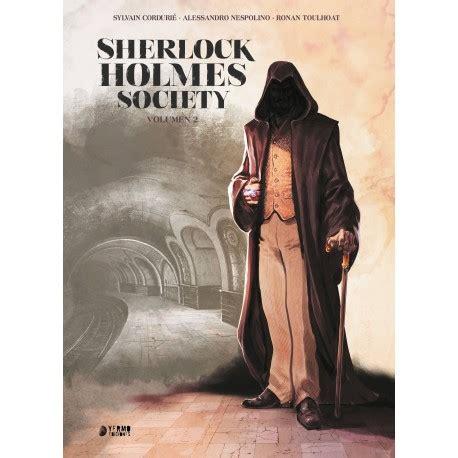 sherlock holmes society 02 comicalia