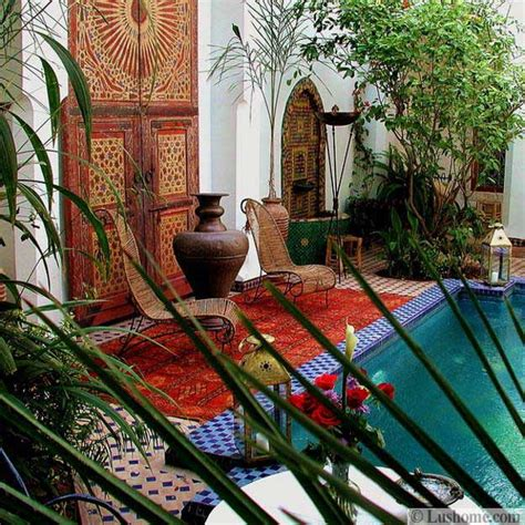 20 moroccan decor ideas for and glamorous outdoor rooms