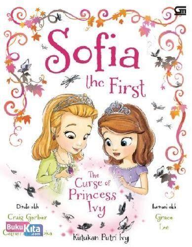 film kartun anak sofia the first bukukita com sofia the first kutukan putri ivy
