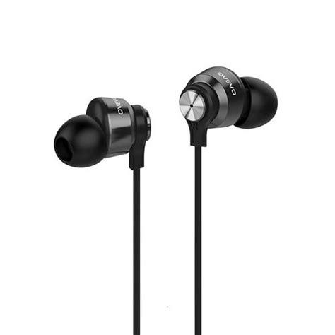 wired in ear earphones black ovevo s10 wired in ear earphones black