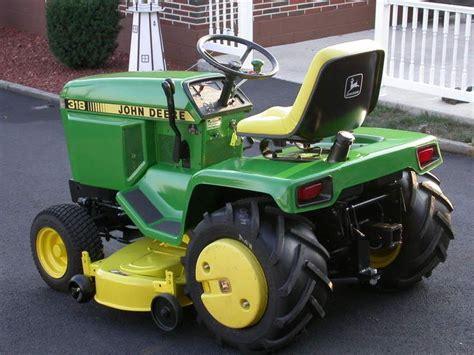 images  john deere garden tractors  pinterest