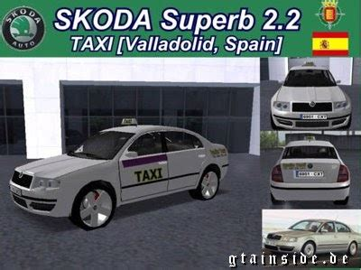skoda taxi   motor arcade