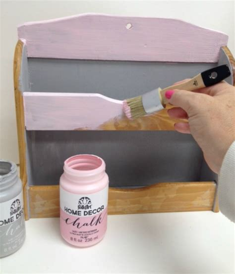 folk home decor chalk paint how to use folkart home decor chalk folkart stencils and