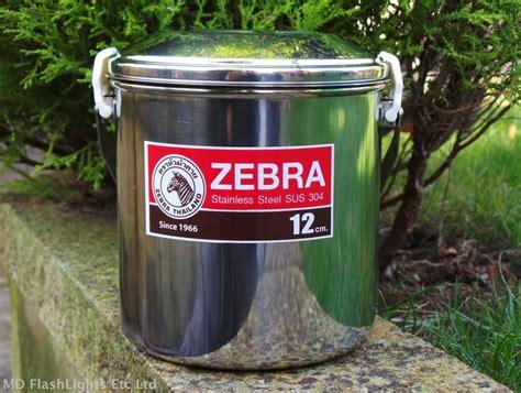 Zebra Pot Filter Pot 12cm Zebra 12cm stainless steel zebra billy can cooking pot bushcraft survival cing ebay