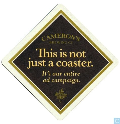 Not Just A by Not Just A Coaster Canada Catawiki