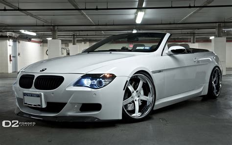 bmw beamer convertible bmw m6 d2forged vs4 wheels wallpaper hd car wallpapers