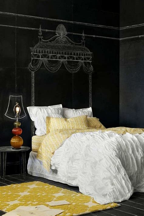 tafelfarbe schlafzimmer ideen 21 astounding diy tafel kopfteil inspiration tapeten