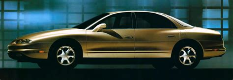 how cars engines work 1995 oldsmobile aurora on board diagnostic system 1995 oldsmobile aurora brochure