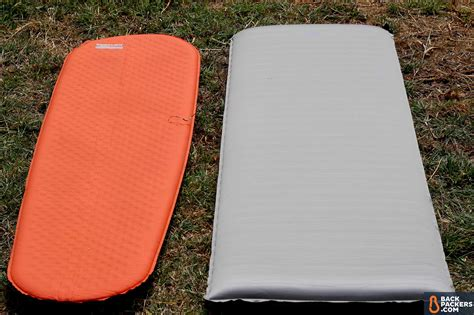 most comfortable backpacking sleeping pad sleeping pad guide outdoor gear guide backpackers com
