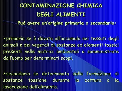 contaminazione degli alimenti contaminazione alimenti