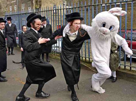 Purim Meme - in defence of the london ultra orthodox jews who banned