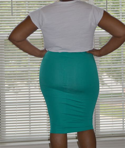 light green pencil skirt dress