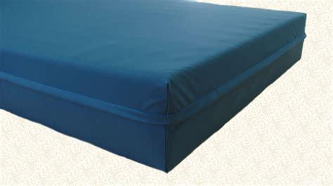 kinder matratze 1 wahl bezug kindermatratze inkontinenz blau 70x140x16 cm