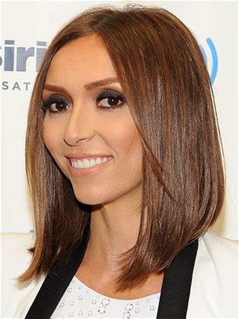 juliana rancic bob today on enews blunt haircut giuliana rancic and haircuts on pinterest