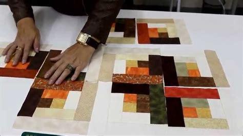 Patchwork Sem Segredos com Ana Cosentino: Aula 18 (Log