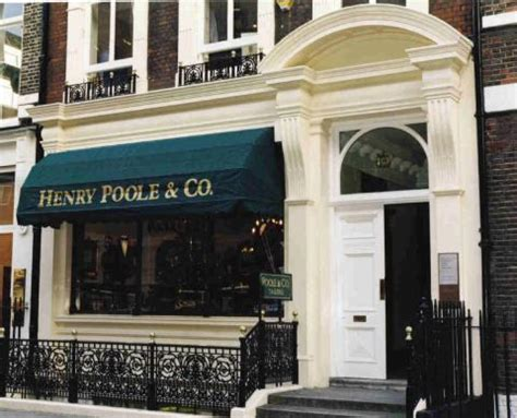 Henry County Warrant Search Henry Poole Co Savile Row Ltd Royal Warrant Holders