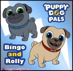 puppy dog pals coming to disney junior disney junior printables pinterest disney jr