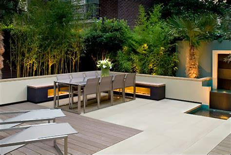 terrace design cool garden and roof terrace design in contemporary style