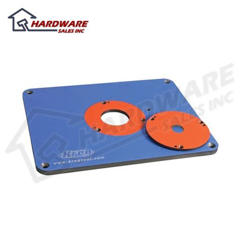 Router Table Insert Plate by Kreg Prs3030 Precision Router Table Insert Plate