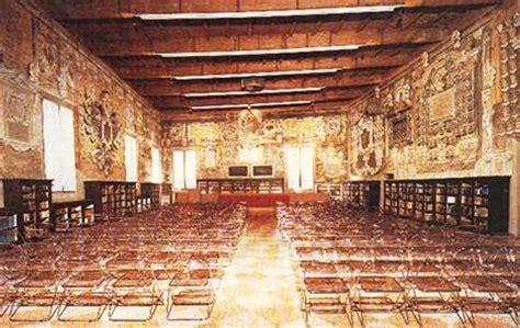 elenco artisti illuminati biblioteca comunale dell archiginnasio bologna